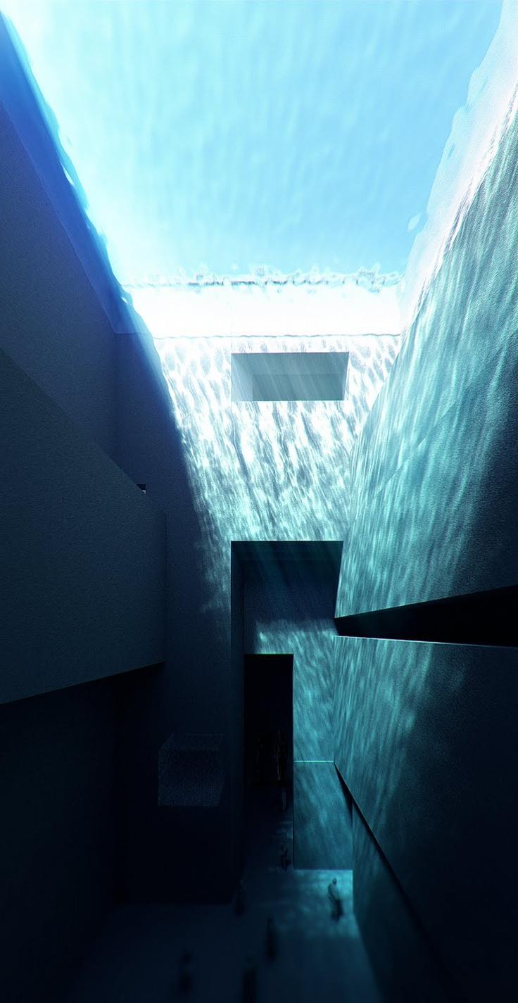 Musée de l'archéologie sous-marine, Monaco_ Ateliers Jean Nouvel