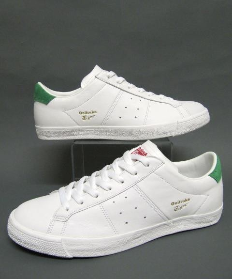 Onitsuka Tiger Lawnship Trainers in White