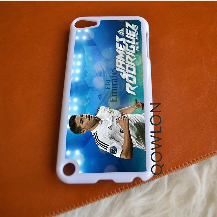 James Rodriguez Football iPod Touch 5 | 5TH GEN Case