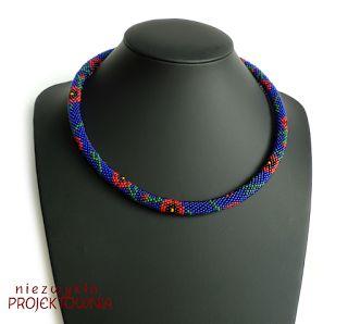 #poppy #necklace #beadcrochet
