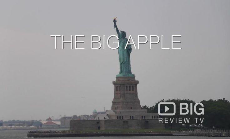 big review tv hits the big apple