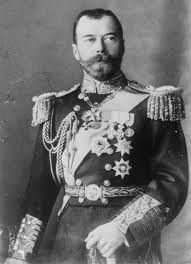 Russian leader, Czar Nicholas II. Involved in the Triple Entente.