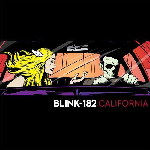 Image result for album art Blink-182: California [Deluxe Release]