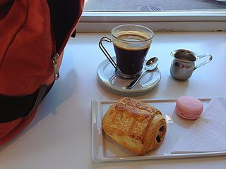Pastry, Coffee and Sketches