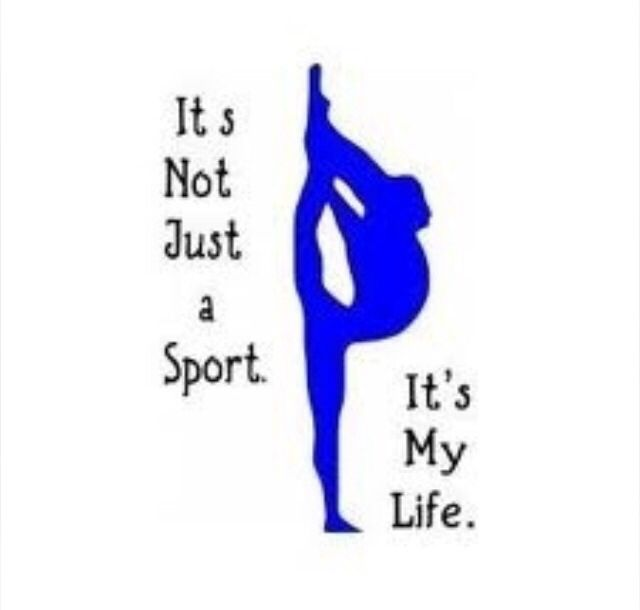 Short Gymnastics Quotes And Sayings: Sports Gymnastics Quotes. QuotesGram