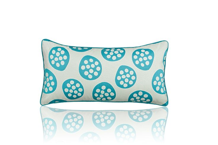 Pod Teal Bel-Air Hotel Cushion by HotelHome Australia. #hotelcushion #podteal #hotelhome #cushions