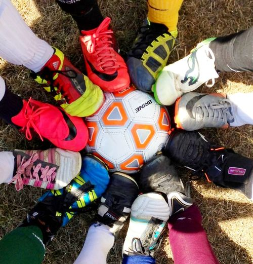 They got team written all over them.  #soccer #shoes #soccer #cleats #football #shoes #soccer #boots #soccer #cleat