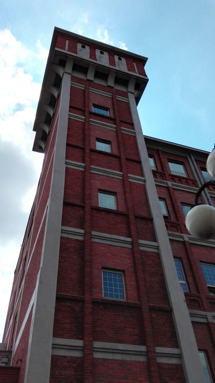 Budynek Biblioteki PŁ