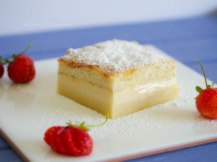 Magic custard cake - krémes sütemény