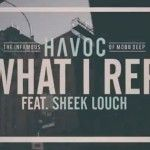 Havoc and Sheek Louch float all over a dope instrumental for a track on the Mobb Deep's member upcoming project | Hip Hop My Way