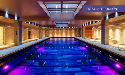 Spa Hotel de Bourgtheroulde à Rouen : Escapade Spa 5* en Normandie: #ROUEN 199.00€ au lieu de 393.00€ (49% de réduction)