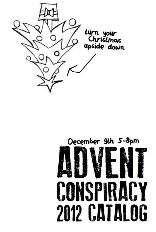 How to Plan Your Own Advent Conspiracy Event at MERCY iNK