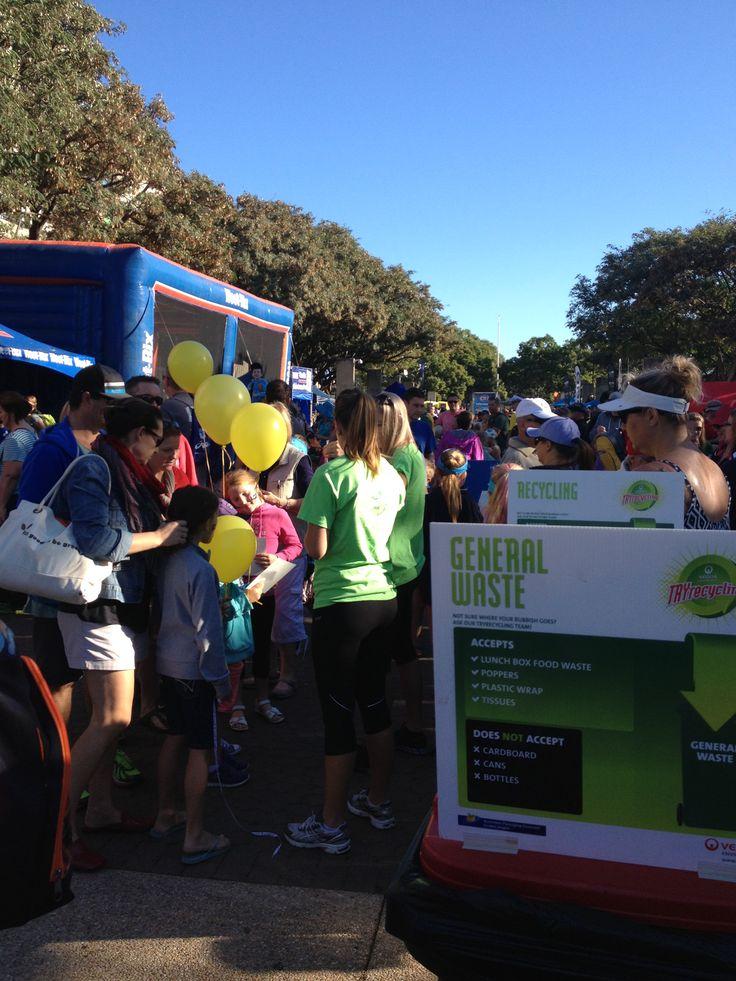 #brisbane TRYrecycling