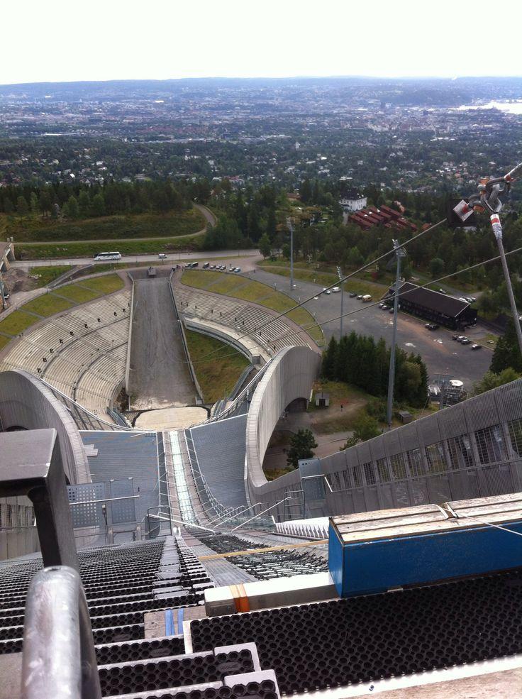 Holmenkollen  Norway