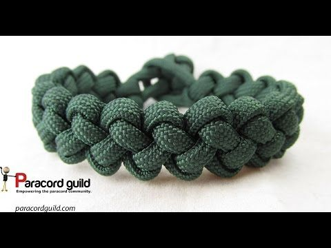 Quick Deploy Zipper Sinnet Paracord Survival Bracelet No Buckle - YouTube