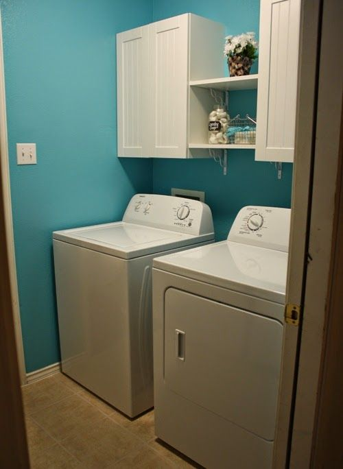 29 best decorating with green images on pinterest home for Laundry room renovation
