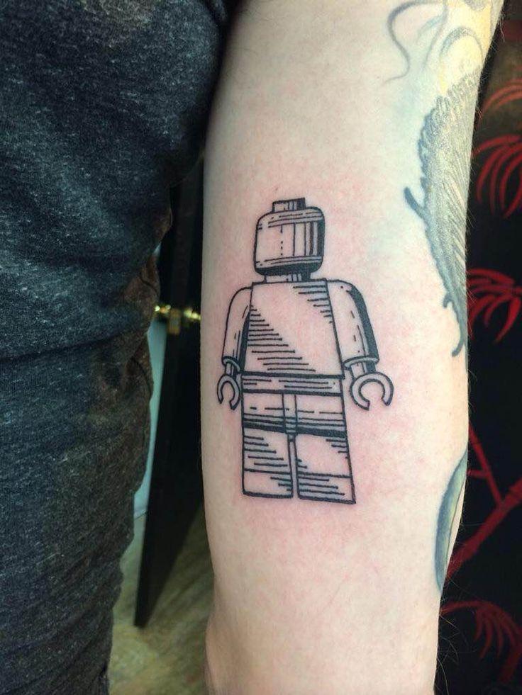 #Lego #tatto my amor