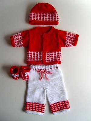 Örgü Bebek Pantolon Modelleri (Yeni)
