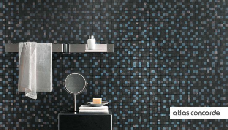 EWALL #Mosaic | #AtlasConcorde | #Tiles | #Ceramic