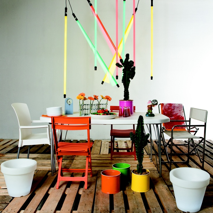 Estro e colore sulla tua tavola!
