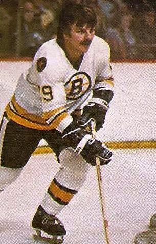 """Joe Zanussi was nicknamed """"Crazy Legs"""" & """"The Tazmanian Devil"""" for his skating ability & agility. Considered small he was a big hitter and possessed a hard shot."""