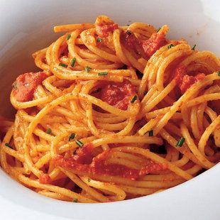 Cucina Italiana's two tomato pesto (I'm making this tonight)