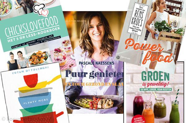5x de leukste healthy kookboeken voor Kerst