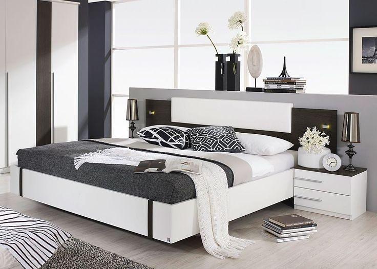 25+ parasta ideaa Bettanlage Pinterestissä Makuuhuoneen - schlafzimmer komplett weiß
