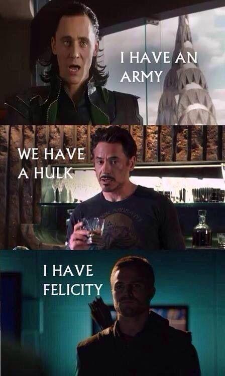 felicity smoak meme -#main