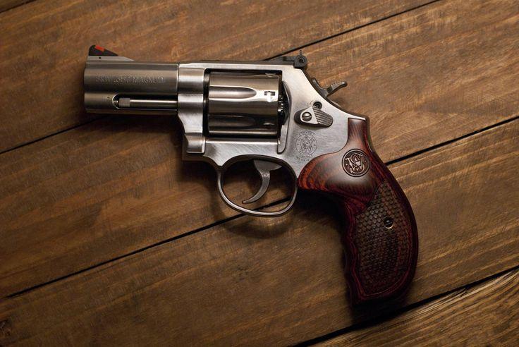 Smith & Wesson 686 Revolver .357 Magnum | Guns | Pinterest