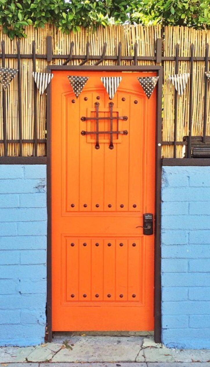 painted door in Silver Lake Los Angeles California USA & 126 best Silver Lake Echo Park Higland Park Los Feliz Atwater ... pezcame.com
