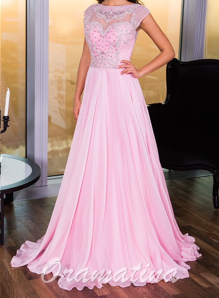 94 best Vestidos images on Pinterest | Party dresses, Ball gown and ...