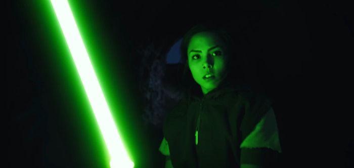 Fan-Film Star Wars : Hoshino (7 minutes)