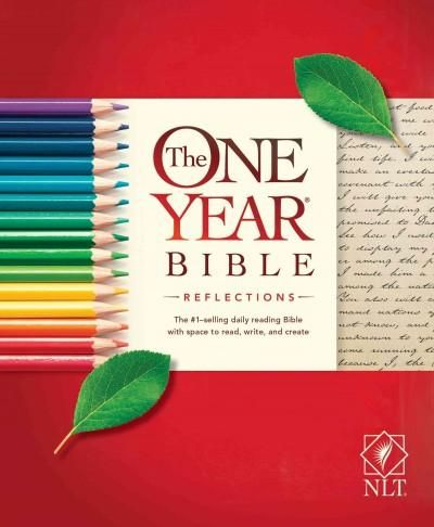The One Year Bible Reflections: New Living Translation