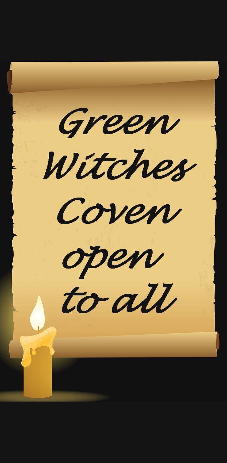 Join My Coven Witches