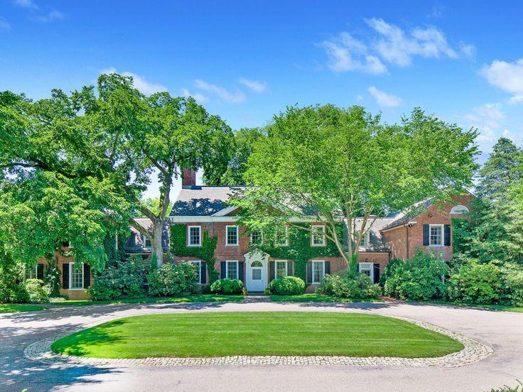 The longtime home of late billionaire philanthropist David Rockefeller has hit the market for $22 million #Correctrade #Trading #News