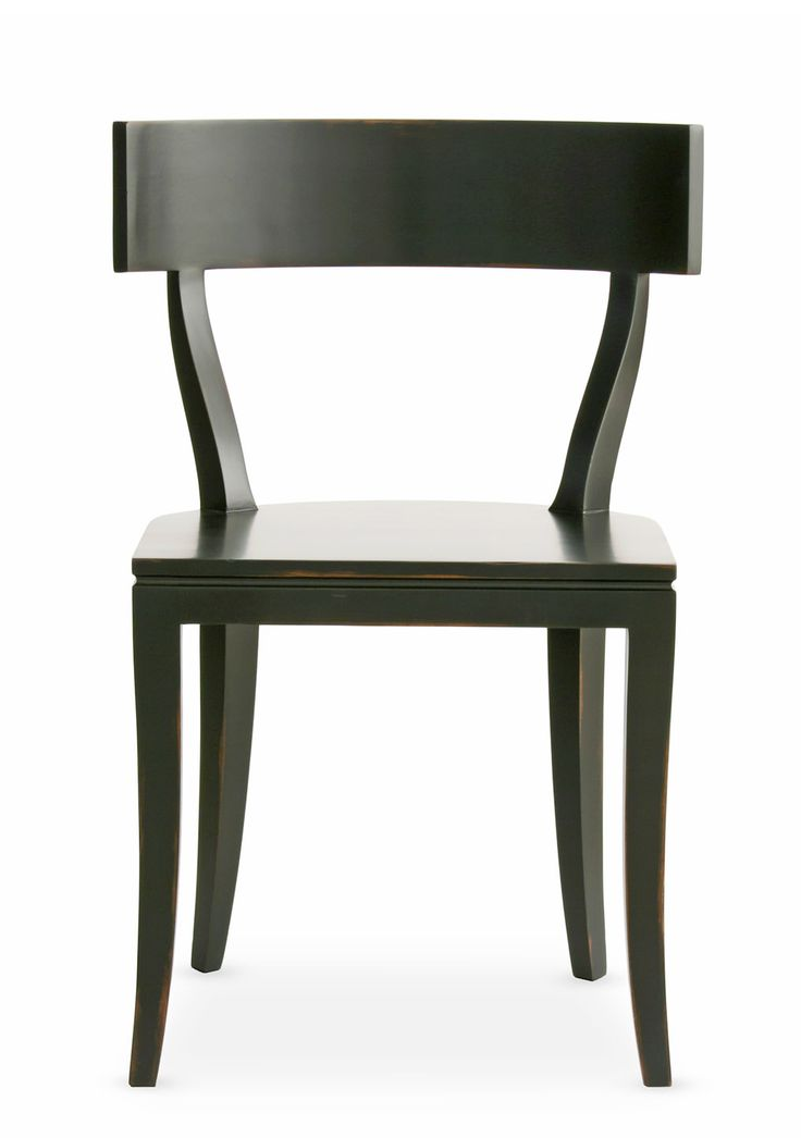 What A Silhouette In The Design Of This Modern But Traditional Chair. Redford  House Designers