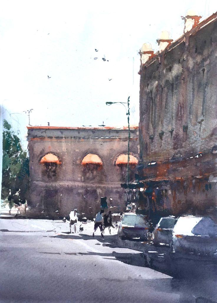 Joseph Zbukvic in San Francisco