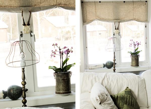 die besten 25 gemalte vorh nge ideen auf pinterest. Black Bedroom Furniture Sets. Home Design Ideas