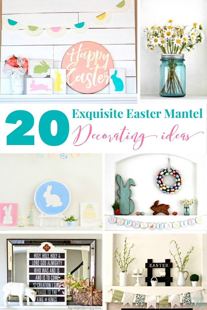 Best Sweet Spring Decorating Images On Pinterest Easter