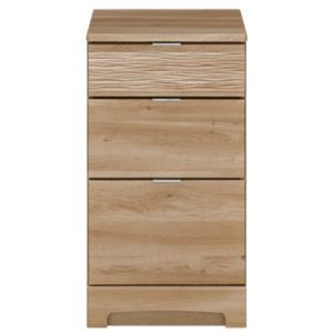 Kingstown Noah Brown 3 Drawer Narrow Chest (H)740mm (W)400mm Noah Brown 3 Drawer Narrow Chest (H)740mm (W)400mm.This narrow 3 drawer chest is perfect for placing next to your bed and putting away all of those little bits you need close to hand. (Barcode EAN=505 http://www.MightGet.com/april-2017-1/kingstown-noah-brown-3-drawer-narrow-chest-h-740mm-w-400mm.asp
