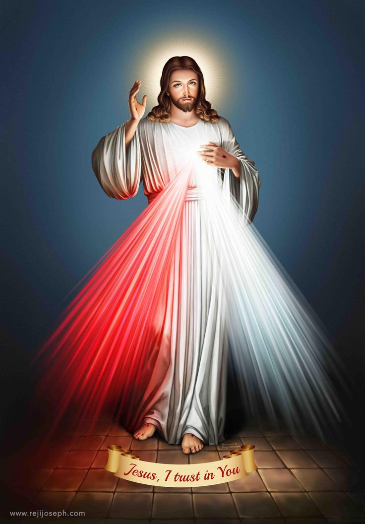 Divine mercy image mobile wallpaper b 4 MB Divine mercy