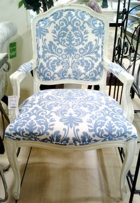 Chair from HomeGoods