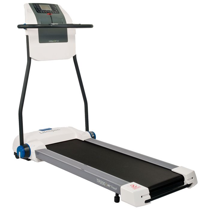 LifeSpan TR200 Compact Treadmill | Leisure Fitness -The Equipment Store
