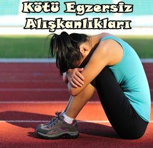 Bu Kötü Egzersiz Alışkanlıkları Zayıflamayı Engelliyor #kötüegzersiz #yanlışegzersiz