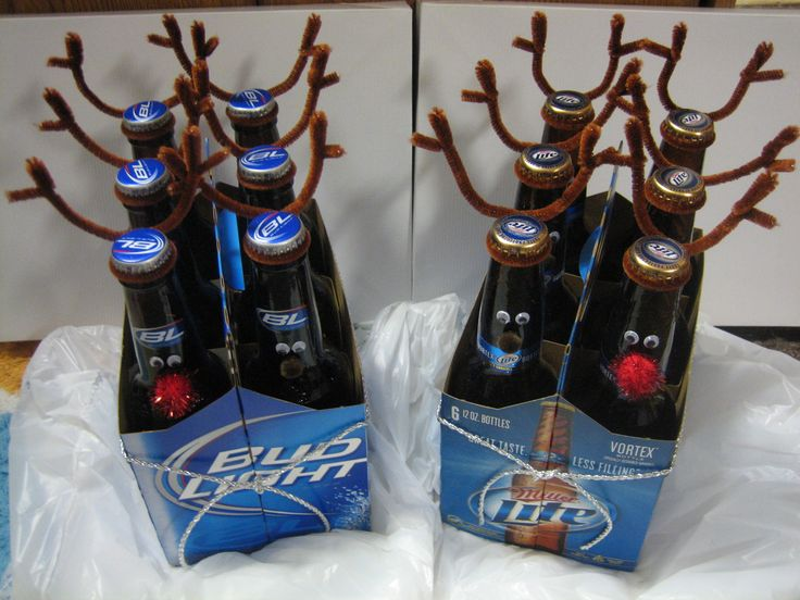 Reindeer Beer - Christmas presents for the guys