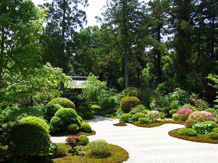 補陀落の庭。