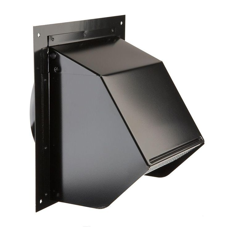 Kitchen Exhaust Fan Wall Cap