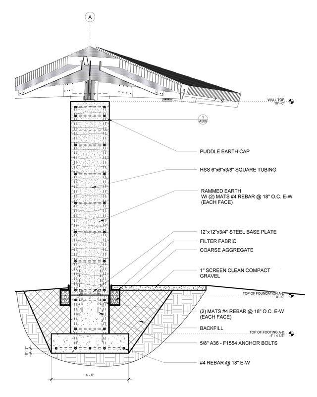 rammed earth construction process - Pesquisa Google