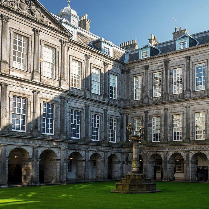 Eine Romantische Liebesgeschichte Die In Edinburgh Und London